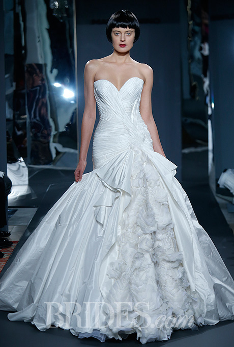 2014 Bridal Collections & Trends | Wine & Paper