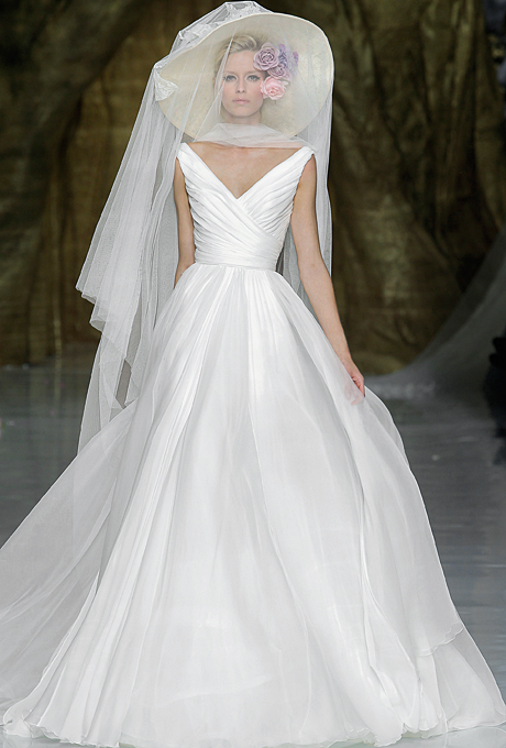 2014 Bridal Collections Trends